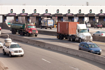 toll roads, Texas